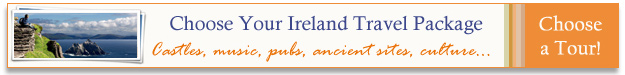 Choose your Ireland Travel Package!