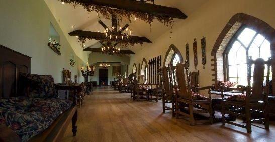 Barberstown – Lobby