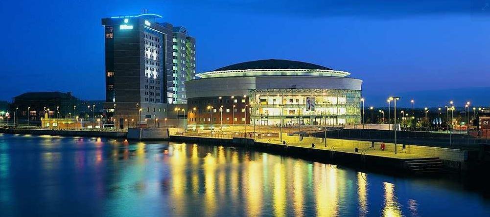 Belfast Hilton – Ext2