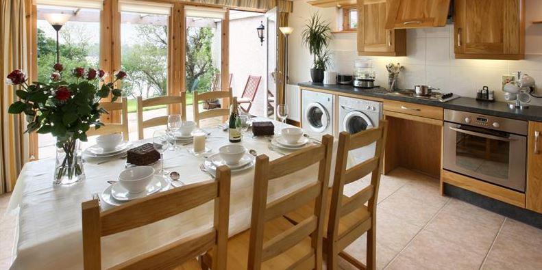 Bluebell Cottage – Kitchen