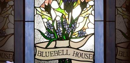 Bluebell house – window