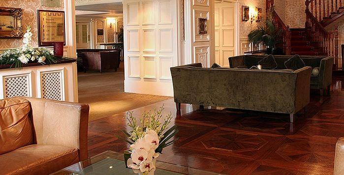 Bunratty Castle Hotel – Lobby