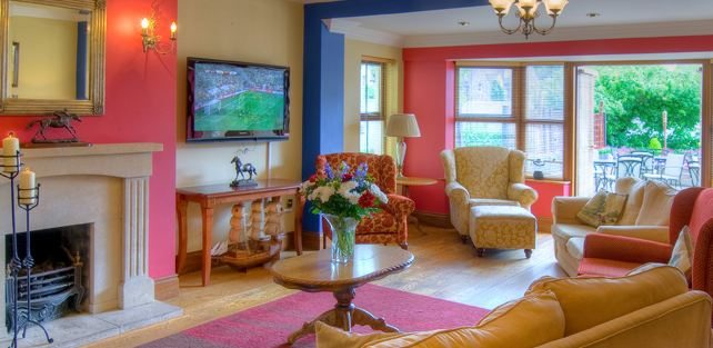 Bunratty Manor – Lounge