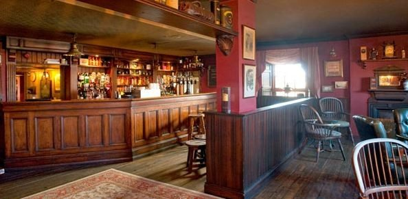 Bushmills Inn - bar