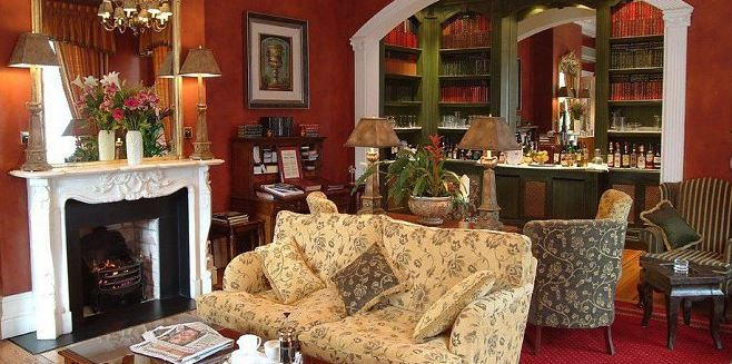 Butlers Townhouse – Lounge