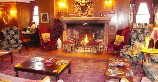 Castle Stuart – Lounge