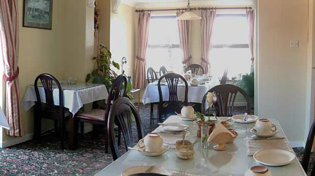 Churchfield – Dining