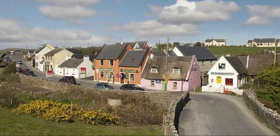 Churchfield - Doolin Village