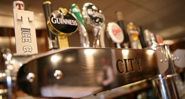 City Hotel Derry - Bar