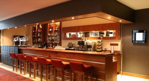 City Hotel Derry - Bar2