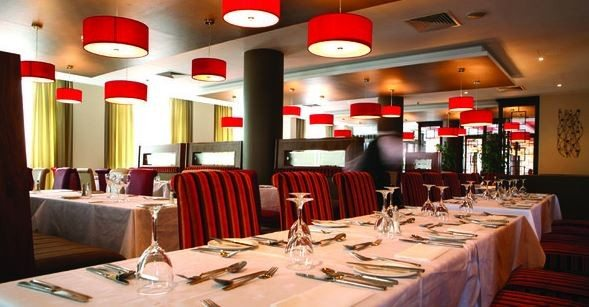 City Hotel Derry - Dining