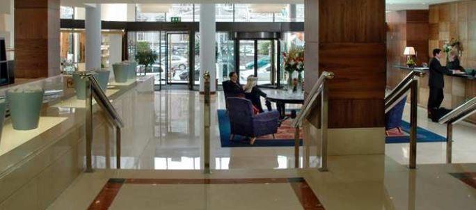 Conrad Hilton – Lobby