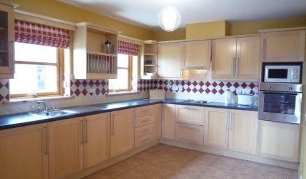 Dingle C Cottages – Kitchen