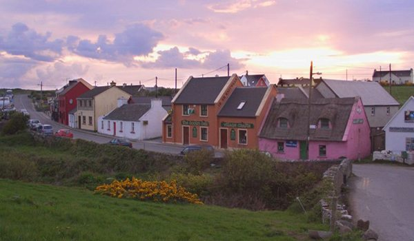 Doolin-Cottages—Doolin-Village