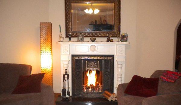 Eden-Retreat—Fireplace
