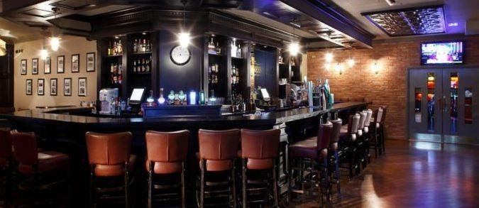 Forster Court – Bar