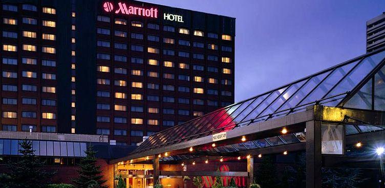 Glasgow Marriott – Ext