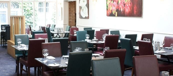 Hotel Isaacs – restaurant