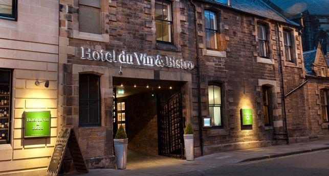 Hotel du Vin – Ext