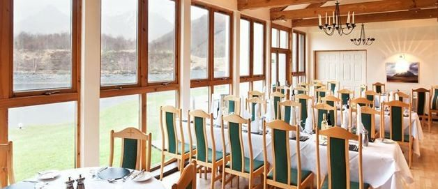 Isles of Glencoe – Dining