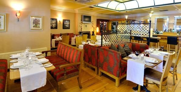 Killarney Royal – Dining