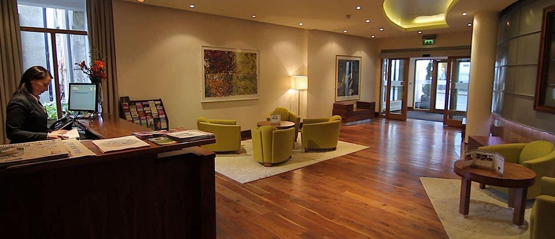 Pembroke Kilkenny – Lobby