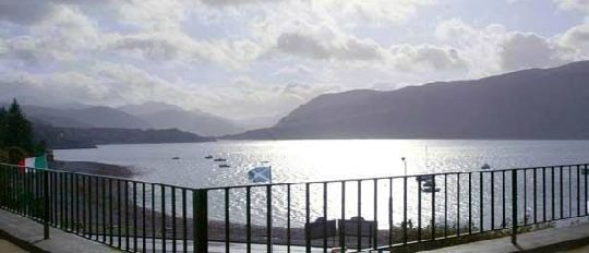 Royal Ullapool – View