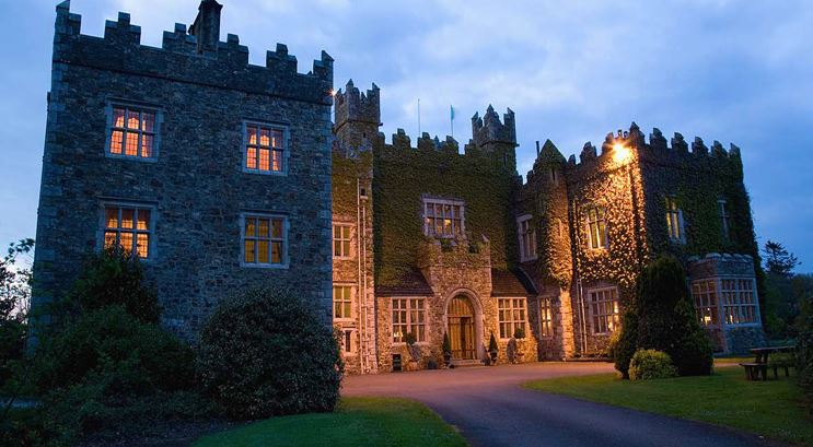 Waterford Castle – Ext