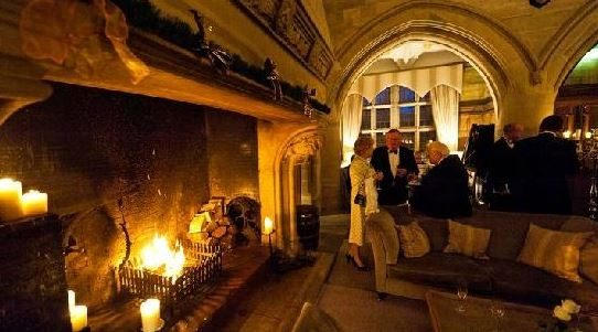 Waterford Castle – Fire