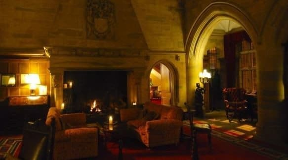 Waterford Castle - Lounge