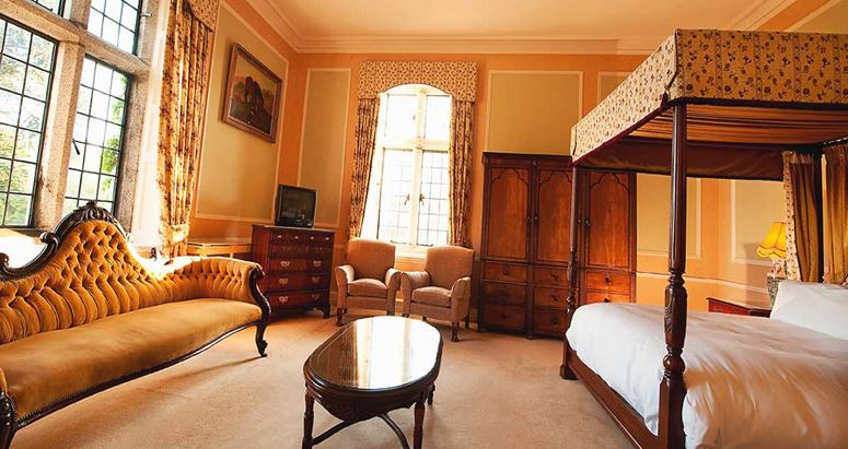 Waterford Castle – Room