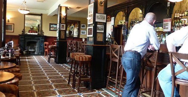 Blarney Castle – Bar