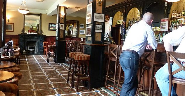 Blarney Castle – Bar