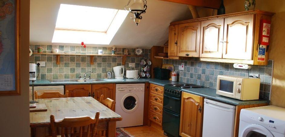 Atlantic View Cottages – Kitchen