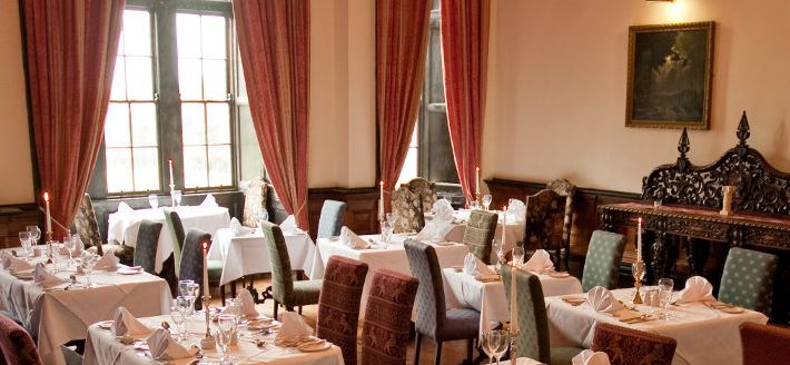 Kinnitty Castle – Dining