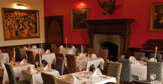 Kinnitty Castle – Dining2