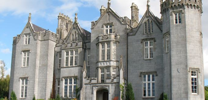 Kinnitty Castle – Ext