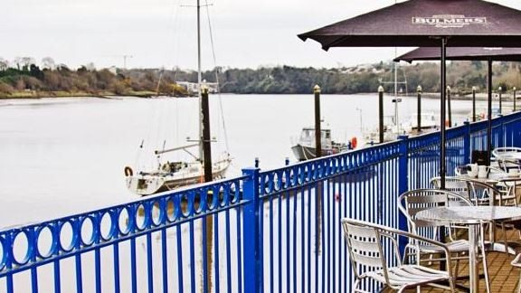 Waterford Marina – Terrace