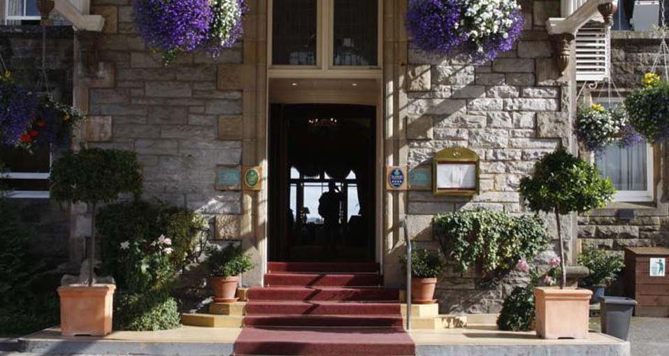 Atholl Palace – Entry
