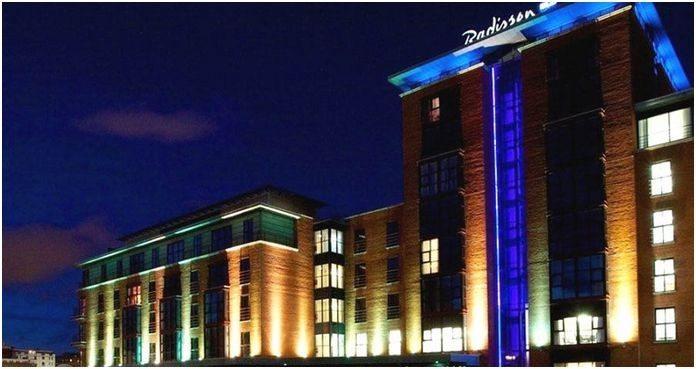 Radisson Belfast – Ext