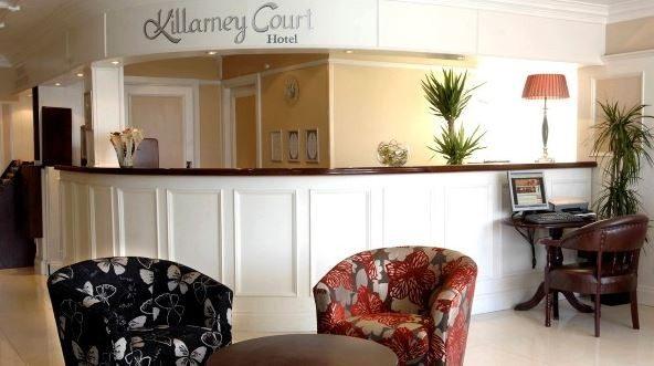 Killarney Court – Lobby