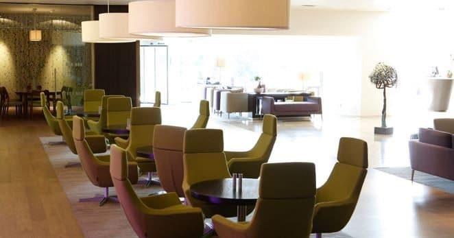 Maldron Airport – Lobby