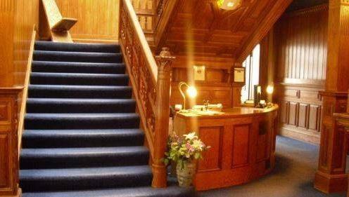 Skeabost – Stairs