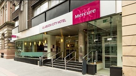 Mercure Glasgow – Ext