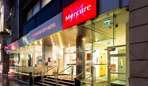 Mercure Glasgow – Ext2