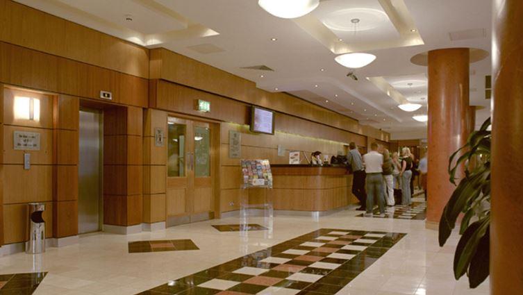 Jurys Edinburgh – Lobby
