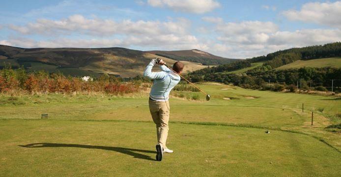 Cardrona – Golf