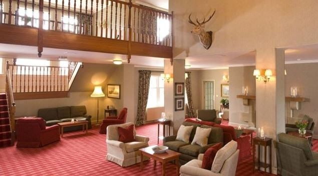 Inver Lodge Hotel – Lobby