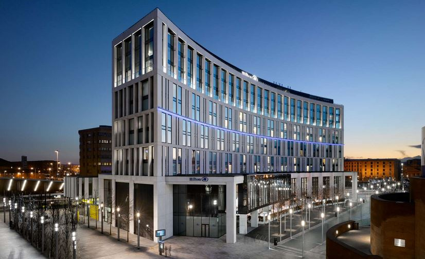 Hilton Liverpool – Ext