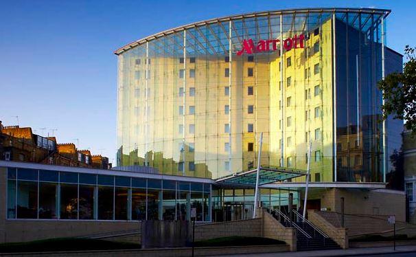 Marriott Kensington – Ext